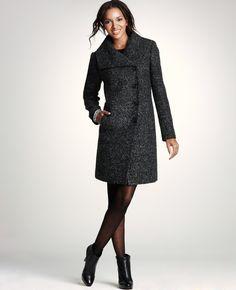 ann taylor monroe tweed coat