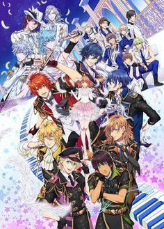 La cuarta temporada de Uta no Prince-sama se estrenará el 1 de octubre.