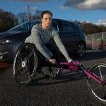 Carly Tait a sprint wheelchair racer is four months away from trials to represent Great Britain at this summers Paralympics in Rio  but she now finds herself at the sharp end of the governments controversial cuts to disability benefits. The 30-year-old from Wythenshawe south Manchester who has cerebral palsy received a lifetime award of disability living allowance (DLA) when she was 18 and for the last 12 years has used part of the benefit to lease an accessible car.  Tait describes the car…