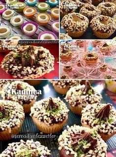 Cupcake Kurabiye Tarifi