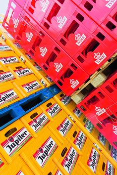 Der Flaschenkasten, ein schickes Vehikel für Getränke › Krones AG Blog