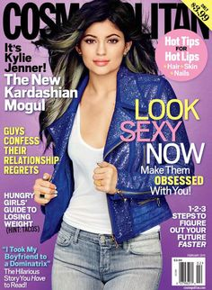 Huge thanks to @BeauNelson for his beautiful work with Kylie Jenner for her cover of Cosmopolitan Magazine!