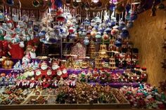 VIENNA, AUSTRIA  - NOVEMBER 22: Store  at Christmas Markets near old city hall in Austria. The Vienna Christmas Market on November 22, 2011 ...