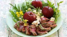 FILLET STEAK WITH APPLES POACHED IN RED WINE  https://www.facebook.com/photo.php?fbid=586535841398433=a.349447425107277.98119.136973399688015=1
