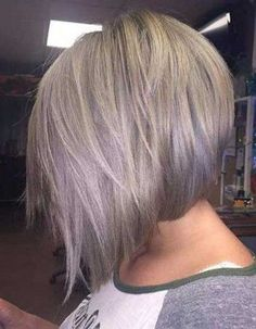 Most Stylish Graduated Bob Ideas