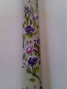 One Stroke Painting, Painting On Wood, Donna Dewberry, Handmade Christmas, Floral Tie, Easter, Candles, Creative, Crafts