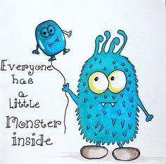 Monsters zijn we allemaal wel een beetje