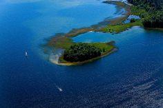 Jezioro Mamry, Mazury, Poland