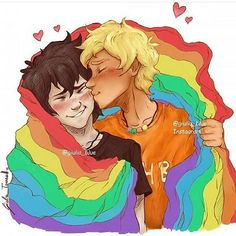 only 30 hours now. We're leaving at midnight tomorrow ~ TJ xx #lgbt… this looks like davekat when karkat is in humanstuck
