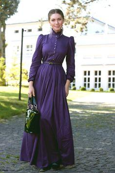 катерина дорохова платья официальный сайт: 10 тыс изображений найдено в Яндекс.Картинках Stylish Dresses, Modest Dresses, Modest Outfits, Modest Fashion, Hijab Fashion, Fashion Dresses, Dresses With Sleeves, Gowns Of Elegance, Purple Fashion