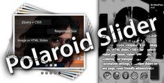 Polaroid Slider for WordPress