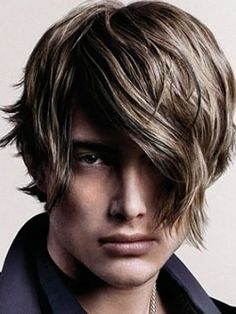 1000 images about boy long hair on Pinterest