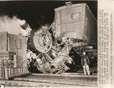 Black Rock rail accident, Buffalo, NY 1946.