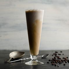 Make a toast with Dale Degroff's delizioso a creamy perfect for your next holiday party. Image courtesy of Francesco Sapienza and Maeve Sheridan. Coffee Cocktails, Next Holiday, Holiday Parties, Toast, Make It Yourself, Cream, Party, How To Make, Recipes