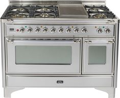 48-inch Stainless Steel