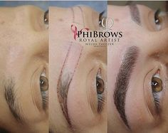 """219 Likes, 12 Comments - Phibrows Master - Microblading (@gabrielaaddie) on Instagram: """"Beautiful work by @phibrows_melda ❤️❤️ ! #likeforlike #followforfollow #follow4follow…"""""""