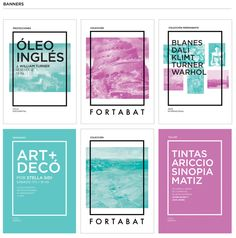 IDENTITY / Colección Fortabat by María de la Paz Vargas, via Behance