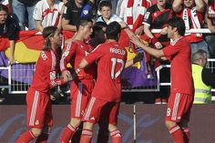 Rayo Vallecano 0-1 Real Madrid