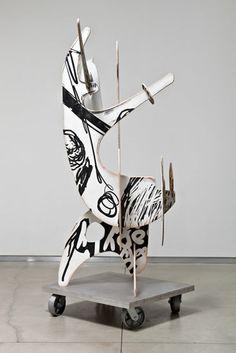 Aaron Curry . 2010  3d sculpture inspiration
