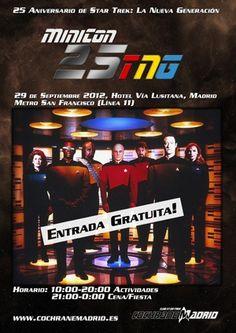 MiniCon Star Trek