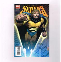 THE SENTRY (v2) Complete 8-part Modern Age series from Marvel! NM http://www.ebay.com/itm/SENTRY-v2-Complete-8-part-Modern-Age-series-Marvel-NM-/290894852959?pt=US_Comic_Books&hash=item43baaf335f