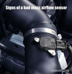 Signs of a bad mass airflow sensor in a car Truck Repair, Engine Repair, Plantas Versus Zombies, Motor A Gasolina, Car Life Hacks, Car Audio Installation, Car Facts, Automobile, Moto Car