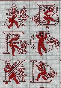 Alfabeti e monogrammi