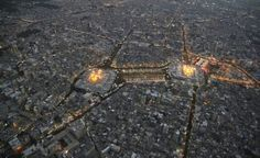An aerial view shows the Shrines of Imam al-Abbas and Imam al-Hussein during the commemoration of Arbain in Kerbala Photo Puzzle Pieces) Framed, Poster, Canvas Prints, Puzzles, Photo Gifts and Wall Art Day Of Mourning, Imam Hussain Wallpapers, Image Of The Day, Birds Eye View, Photos Of The Week, Aerial View, Photo Wall Art, Photo Puzzle, Islam