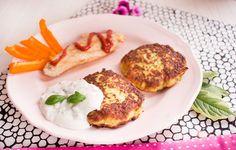 Low Carb Blumenkohl-Curry-Taler | Low Carb Köstlichkeiten