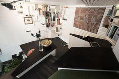 Compact living,  17m2. By Torsten Ottesjö.