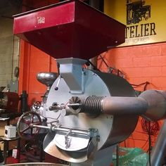 Victoria coffee roaster