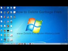 Remove Junk Files to Clean Up Your Computer - YouTube