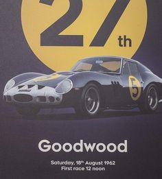 Ferrari 250 GTO – Goodwood – Dark Blue 1962 6