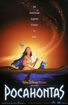 POCAHONTAS (1995) This movie brings back so many memories! -Kathryn