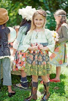 Pretty Matilda Jane dress