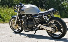 "Honda CB1000 ""Big One "" – Fiftysix Bike Design #motorcycles #caferacer #motos 