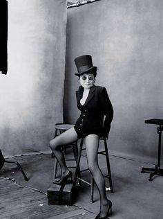 October, Yoko Ono. - Annie Leibovitz for Pirelli 2016 calendar.