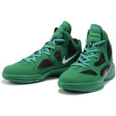 www.asneakers4u.com/ Nike Zoom Hyperfuse 2011 Lucky Green/Black/White