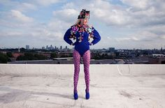 COUTE QUE COUTE: FASHION156 / THE MAXIMALISM ISSUE 2009 / WOMEN'S EDITORIAL SHOT BY HOLLY FALCONER~*