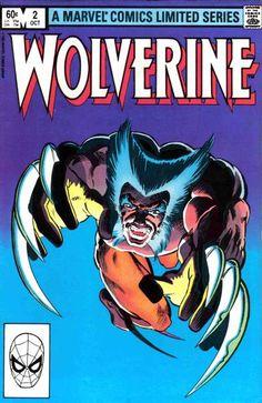 Wolverine #2 limited series
