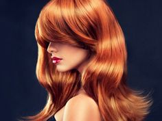 Beautiful model with long curly red hair Poster. Hair Color 2016, Beautiful Model Girl, Hair Color Brands, Organic Hair Color, Shiny Hair, Long Curly, Hair Pictures, Keratin, Human Hair Wigs