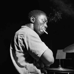 Art Blakey. The one and only.