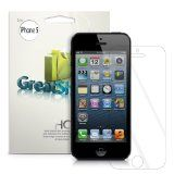 3 greatshield ultra smooth clear screen protectors