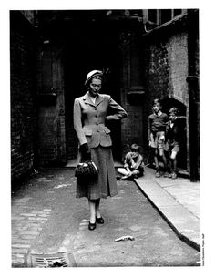 """Anne Chambers From: """"Norman Parkinson: Portraits in Fashion"""" """"Norman Parkinson: Portraits in Fashion"""" Vogue, 1948"""