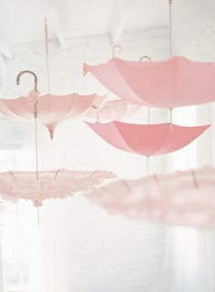 Pink parasol decorations for baby shower - Karson Butler Events, photo by Anne Robert Photography Pink Umbrella, Vintage Umbrella, Umbrella Baby Shower, Party Decoration, Wedding Decorations, Umbrella Decorations, Shower Inspiration, Wedding Inspiration, Baby Showers