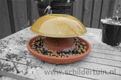 Vogels in de winter: help ze een beetje | www.schildertuin.nl