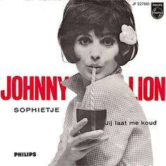 SINGLE VAN DE WEEK:  JOHNNY LION - SOPHIETJE  Uitgebracht in 1965 met als hoogste notering de 5e plaats in de Nederlandse Top 40.  En welke singles had jij van Johnny Lion?  YouTube: youtube.com/watch?v=rfhPIGKklEQ  Spotify: open.spotify.com/track/67Wkfb6aX9bgRDAUxKDMEd