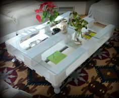 Más de 60 ejemplos de muebles hechos con palets | Decoración de Uñas - Manicura y Nail Art