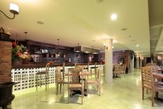 Lounge at the Akmani Legian Bali