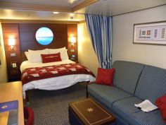 """disney dream inside state room 